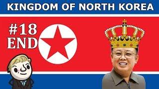 HoI4 - Modern Day - Kingdom Of North Korea - Part 18 - END