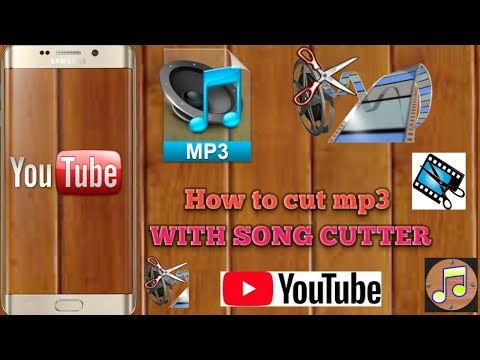 how to cut mp3 with Song Cutter