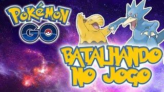 Pokémon Go - Como batalhar no jogo