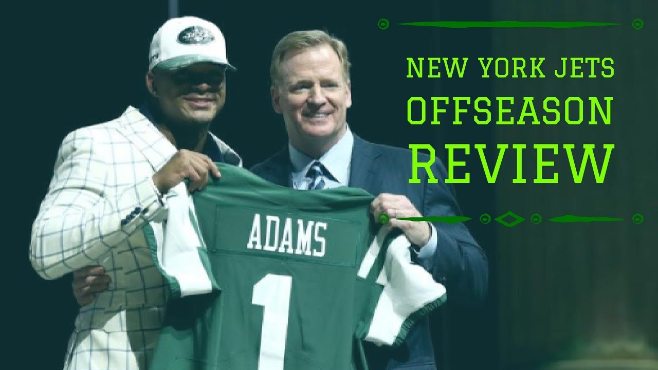 New York Jets 2017 Off-Season Training Camp Review - YouTube c540932ad