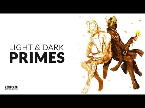 Warframe Lore | Theory of Light & Dark Primes