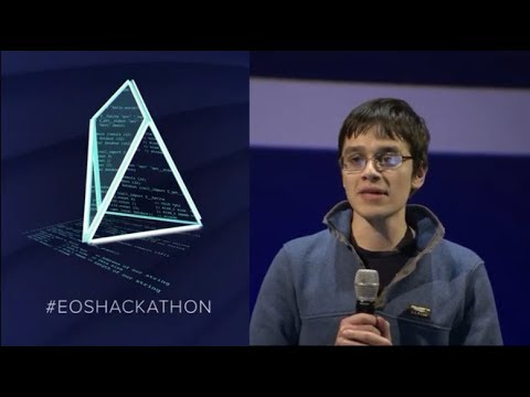 The Winning Pitch Of EOS Hackathon London Awarded $100,000