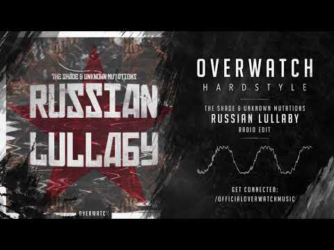 The Shade & Unknown Mutations - Russian Lullaby