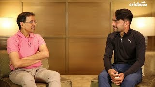 Never Sledge  Rashid Khan On Cricbuzz Unplugged