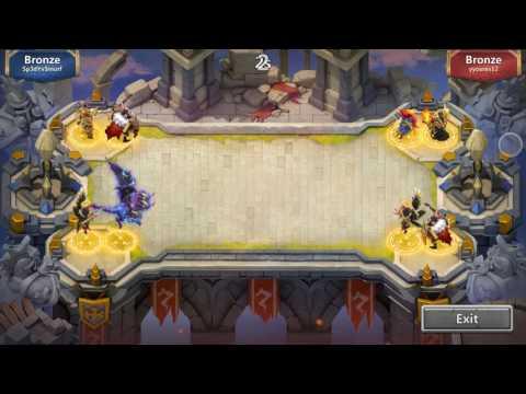 Castle Clash-Squad Showdown BEST TEAM?