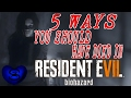 watch he video of 5 Ways You Should have Died in Resident Evil 7 Biohazard