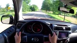 2013 Toyota 4Runner - WR TV POV Test Drive