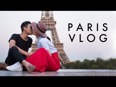 PARIS VLOG - Dior Exhibition, Euro Disney, Versailles + more