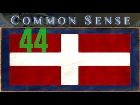 A Suitable Deal [44] EU4 Savoy Common Sense