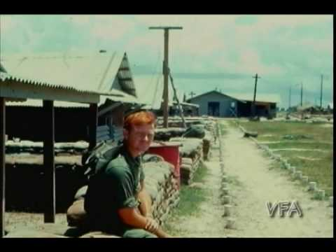 Vietnam War home movies Cu Chi 1967-68 25th Infantry Division