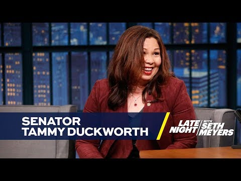 Senator Tammy Duckworth on How Trump Is Helping Write Kim Jong-un