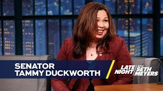 Senator Tammy Duckworth on How Trump Is Helping Write Kim Jong-un's Propaganda