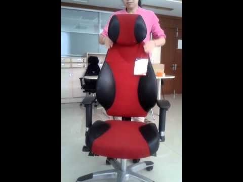 Correct Operation Of Viva2000 | Viva Office Chairs