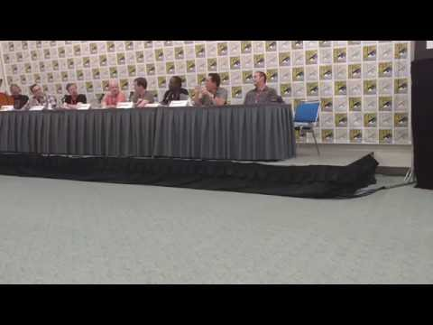 SDCC 16 Video Game Comics: Level Up Panel p1