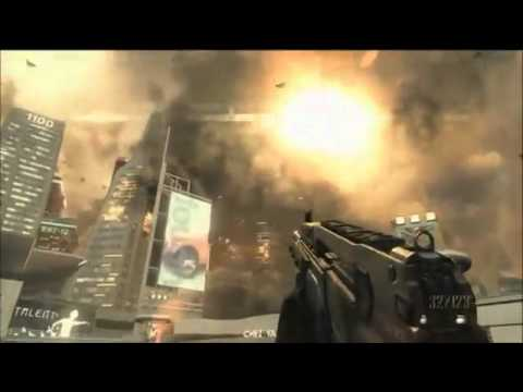 Call of Duty Black Ops 2: Campaign Gameplay