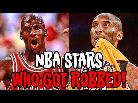 10 NBA Stars Who Got ROBBED From Winning The MVP!