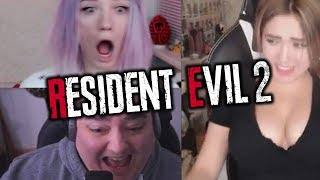 Resident Evil 2 - Jumpscares - Part 2 🧟‍♂️🧟‍♂️🤣