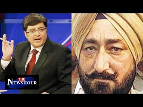 Did SP Salwinder Singh Lie? | Pathankot Attack :  The Newshour Debate (6th Jan 2016)