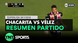 Video Gol Pertandingan Chacarita Juniors vs Velez Sarsfield