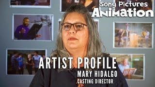 Inside Sony Pictures Animation - Casting Director Mary Hidalgo