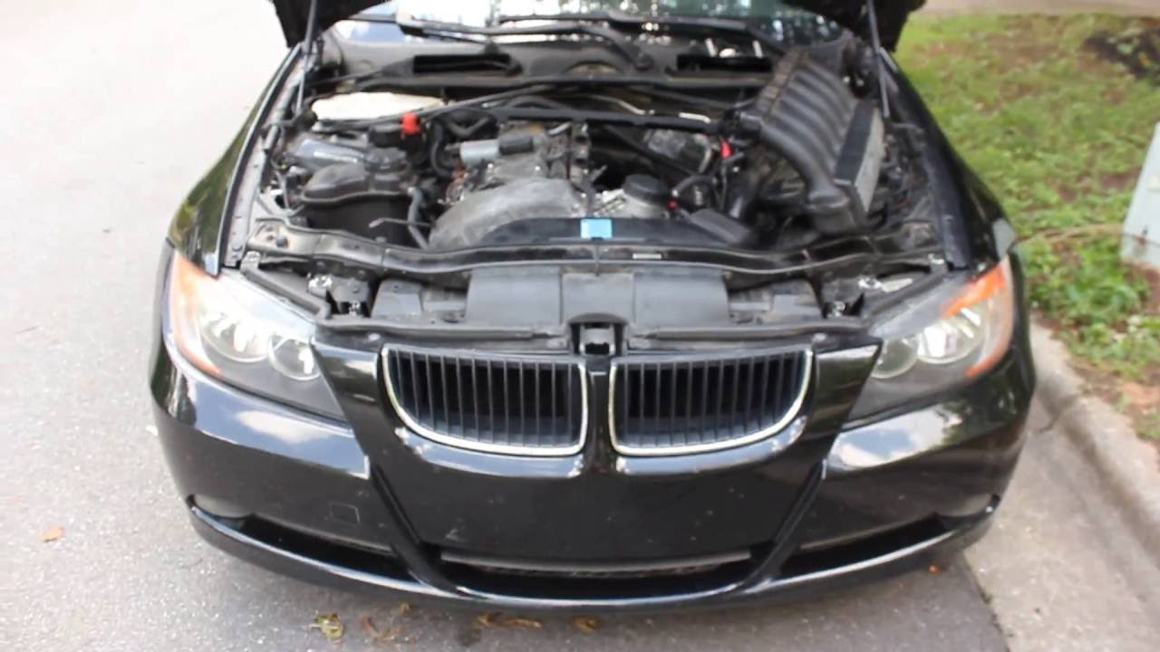 2006 BMW 325i e90 Starter Replacement  YouTube