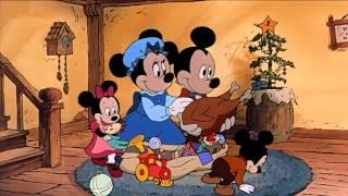Opowieść Wigilijna Myszki Miki: W domu Boba (Fandub PL)