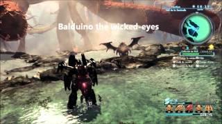 Evasion melee ninja build, Xenoblade X