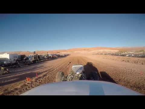 Tuba city mud race