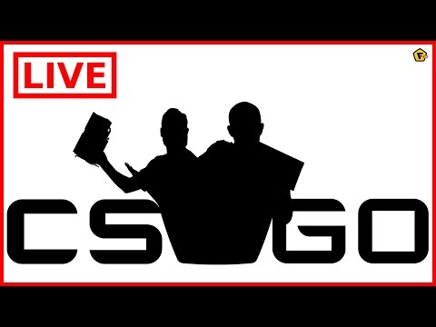 F.ua КАРАЕТ РАНДОМ в CS:GO! ➔ Макс и Руди в 19:00