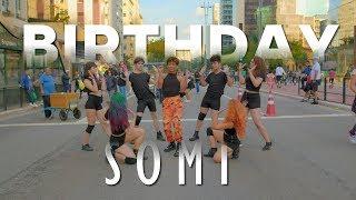 [KPOP IN PUBLIC CHALLENGE] SOMI (전소미) - BIRTHDAY - DANCE COVER by LUCAS - B2 | BEAT U
