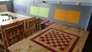 Brettspiel Dame und Schach -so kannst es Dir selber bauen