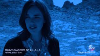 Simmons Stranded - Marvel's Agents of S.H.I.E.L.D. Season 3, Ep. 5