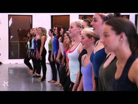 Theatre Dance at Oklahoma City University
