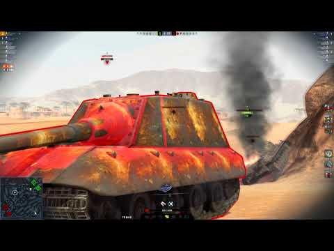 SU-152 & IS-4 & FV215b183 - World of Tanks Blitz thumbnail