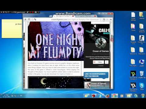 How to download One Night at Flumpty's 1/2 free