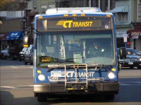 Connecticut Transit #1068 (Audio Recording)