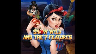 Snow Wild and the Seven Features - Bonus Game Win