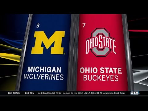 Michigan vs. Ohio State Highlights | 2018 Big Ten Baseball Tournament