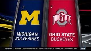 Michigan vs. Ohio State Highlights   2018 Big Ten Baseball Tournament