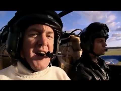 Top Gear - 18 сезон 5 серия, Saab против реактивного самолета (Русские субтитры)