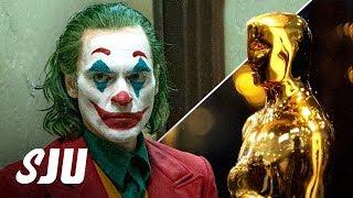 Joker's Roadmap to the Oscars   SJU