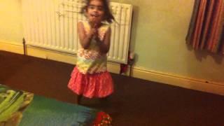 Anya doing Soneya tu hai number one - Shamaila Khan