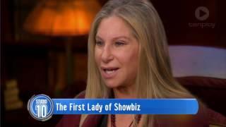 Barbra Streisand: The First Lady In Showbiz