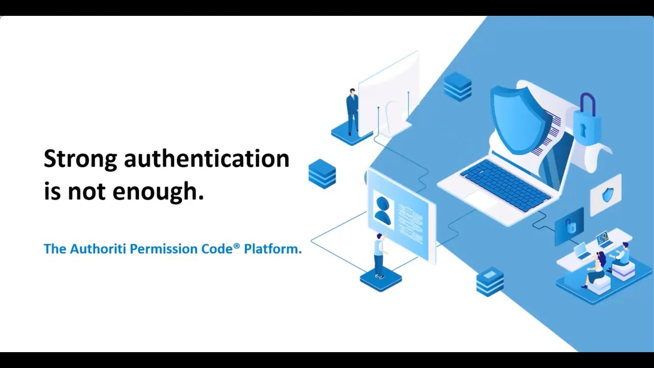 VIDEO - A Quick Look at the Authoriti Permission Code