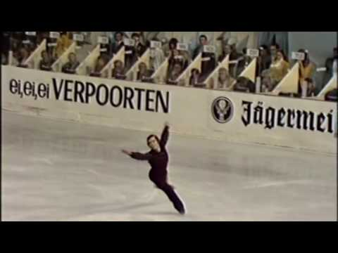 Ondrej Nepela 1973 World Figure Skating Championships Exhibition