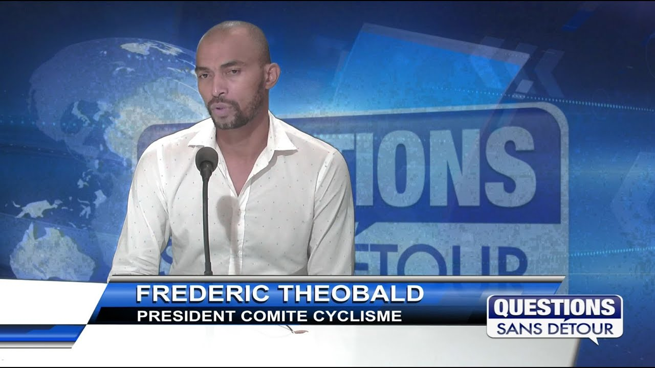 FREDERIC THOBALD - PRESIDENT COMITE CYCLISME est l'invité dans QSD sur ETV