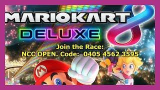 Mario Kart 8 Deluxe - Wednesday Night Racing [Coffee Time Livestream w/EDDY] thumbnail
