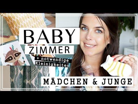 BABYZIMMER HAUL / Baby Haul Mai 2018 für Junge & Mädchen | H&M Home Ikea Haul