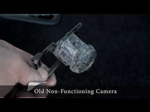 How To Replace Backup Camera in 2016 / 2017 / 2018 Kia Sorento