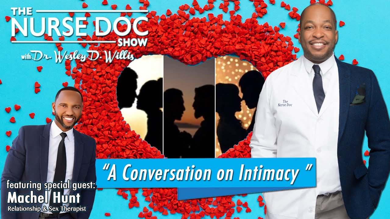A Conversation on Intimacy w/ Therapist Machel Hunt